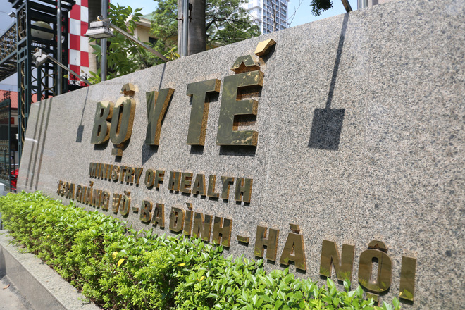 Thanh tra Chính phủ công bố quyết định thanh tra Bộ Y tế - Ảnh 1.