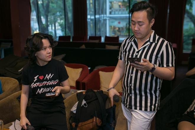 Soobin Hoàng Sơn, Trung Quân tích cực tập luyện chuẩn bị cho WeChoice Awards - Ảnh 2.