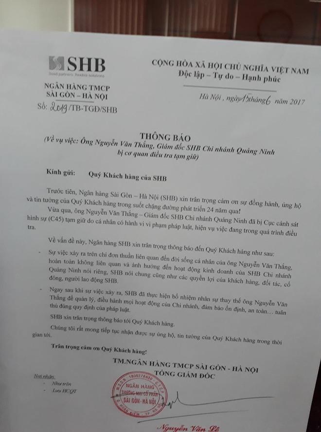 """GĐ chi nhánh Quảng Ninh chặt ngón tay tình địch phải """"nhường ghế - ảnh 1"""