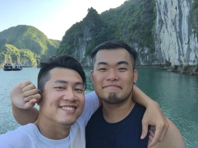 Chuyện tình vượt biên giới của 2 chàng trai: 10 tháng yêu nhau và 27 thành phố - Ảnh 9.