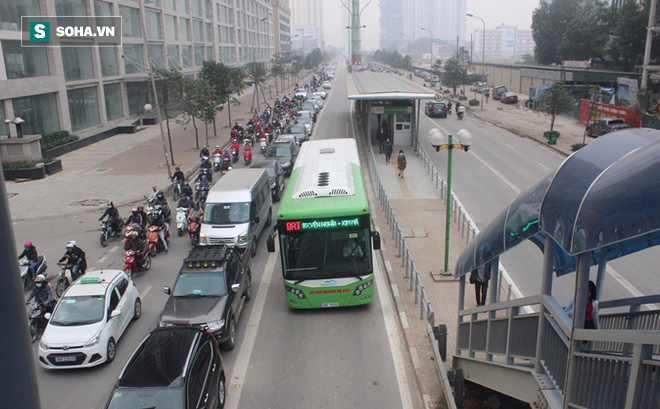 Hà Nội sẽ mở 3 tuyến buýt thường kết nối với buýt nhanh BRT