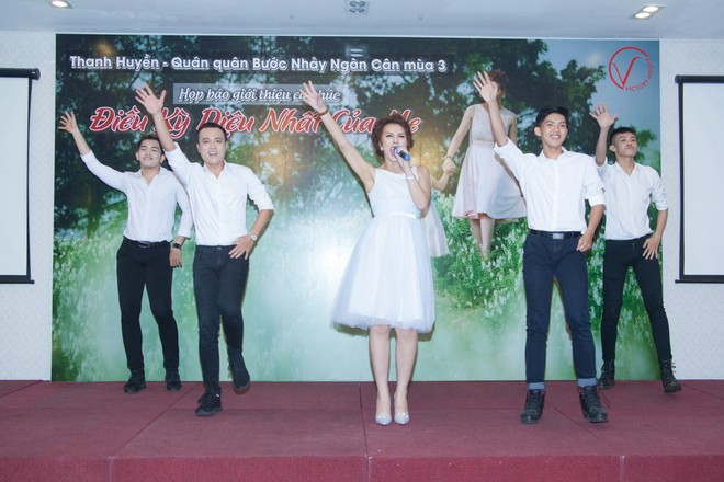 Quán quân Bước nhảy ngàn cân bất ngờ đi hát sau khi giảm 30kg - Ảnh 4.