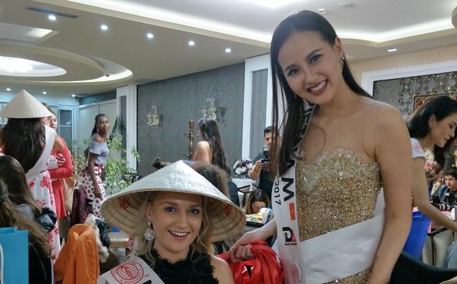 Hoa hậu Sắc đẹp Hoàn cầu: Khánh Ngân lọt Top 5 thí sinh được yêu thích