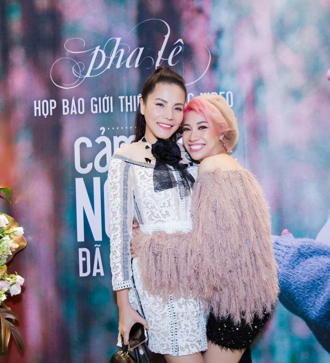 Pha Lê bất ngờ thân thiết với Kiwi Ngô Mai Trang, xóa tin đồn hiềm khích - Ảnh 2.