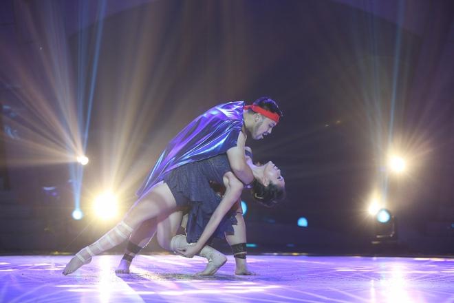 Thí sinh được Việt Hương hứa chu cấp 5 triệu mỗi tháng bị loại khỏi Bước nhảy ngàn cân - Ảnh 11.