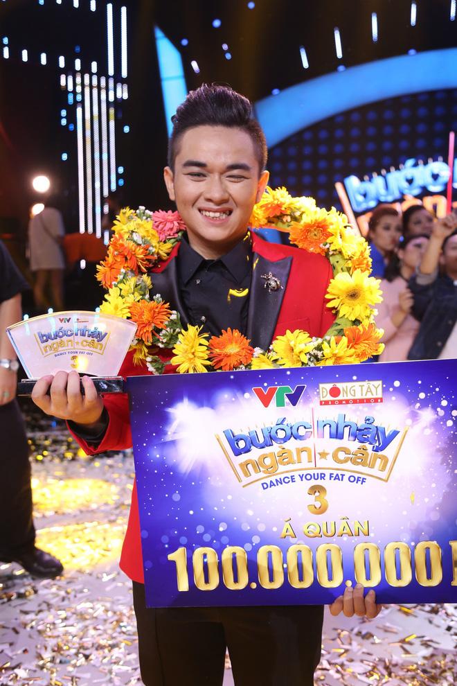 Giảm 28 kg, Thanh Huyền đăng quang Bước nhảy ngàn cân - Ảnh 11.