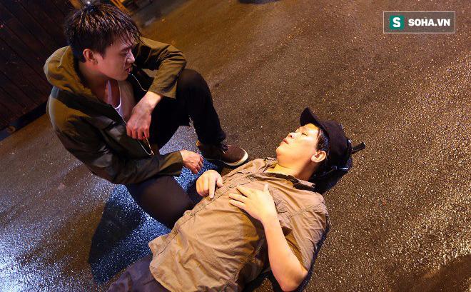 Quách Ngọc Tuyên: Đoàn làm phim ai cũng lo cho sức khoẻ của anh Phước Sang