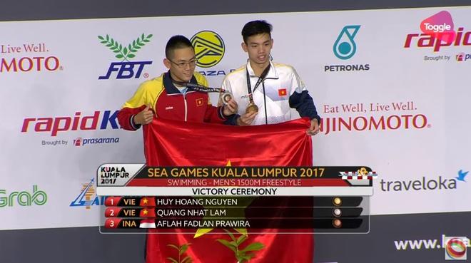 Trực tiếp SEA Games 29 ngày 26/8: Ánh Viên phá kỷ lục SEA Games; song tấu Việt Nam thống trị đường bơi 1500m - Ảnh 2.