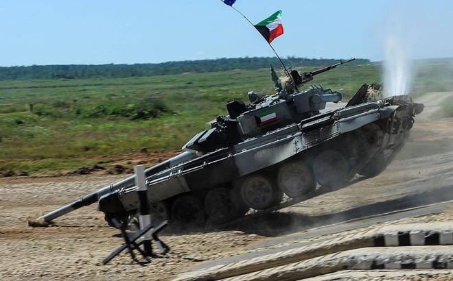 Nga than trời vì xe tăng bị mượn dùng như phá