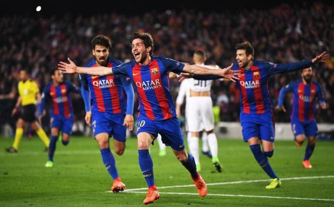 Sau hồi sinh, Barca đáng sợ hơn bao giờ hết