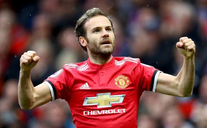 Juan Mata: Tôi yêu Man United, ước mơ được gắn bó như Ryan Giggs