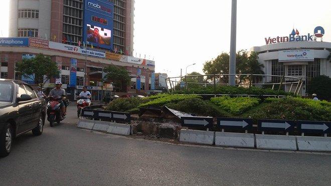 Viện trưởng VKS nhân dân huyện Kinh Môn lái xe gây tai nạn liên hoàn - Ảnh 1.