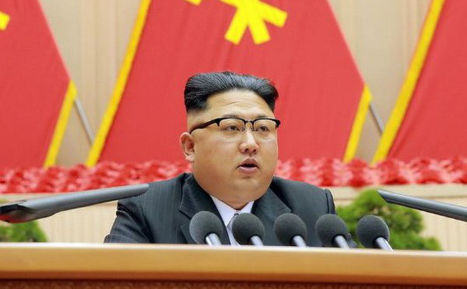 Đầu năm mới, ông Kim Jong Un tuyên bố tên lửa đã đạt giai đoạn cuối
