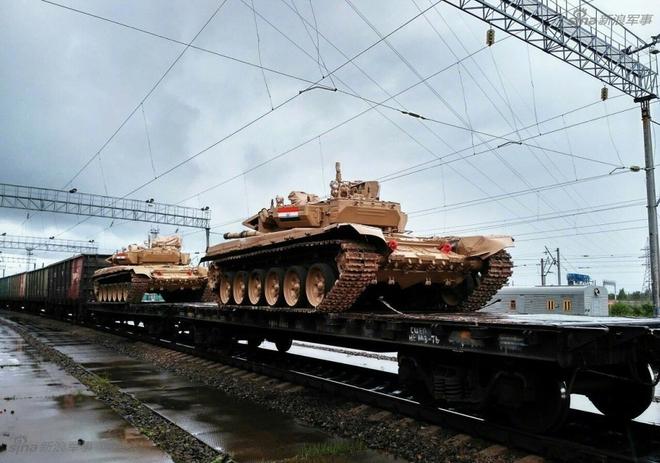 Hồi hộp chờ đợi cuộc đối đầu trực tiếp giữa xe tăng T-90 và Type 96 - Ảnh 2.