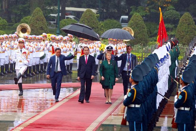 Michelle Bachelet: Nữ tổng thống quyền lực duy nhất ở châu Mỹ - Ảnh 8.
