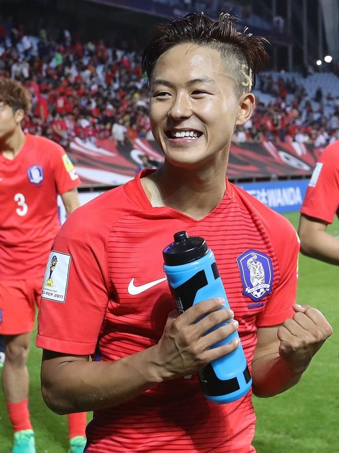 """""""Messi Hàn Quốc"""" quật ngã Argentina: Bí ẩn đằng sau vẻ ngổ ngáo - Ảnh 1."""
