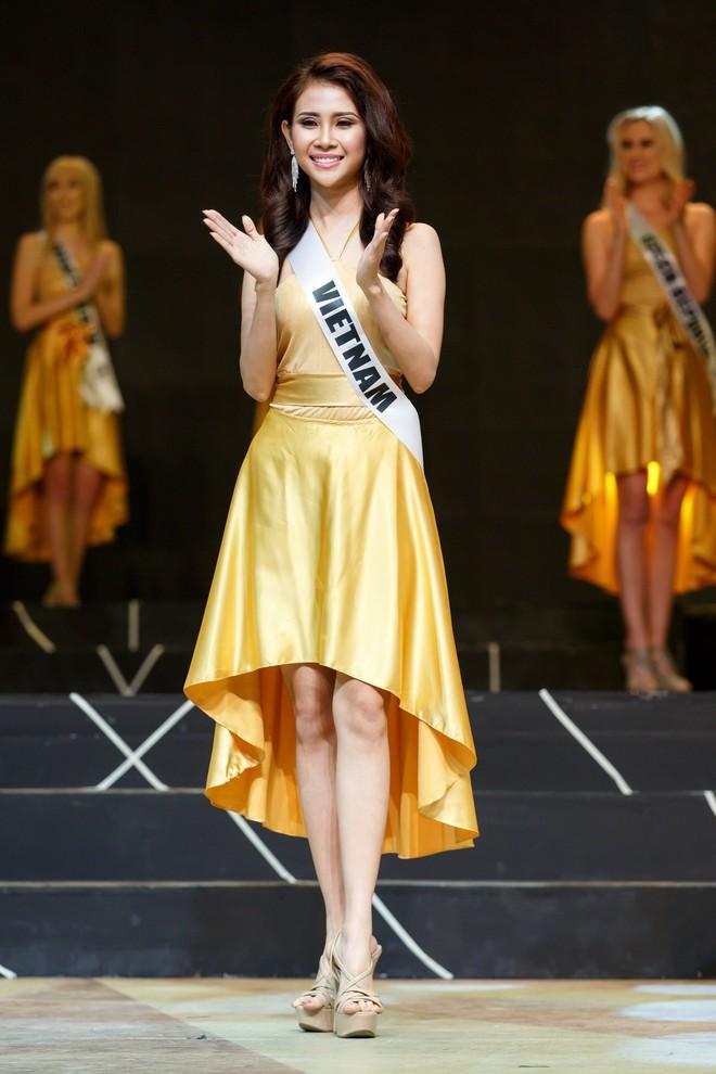 Á khôi Liên Phương đăng quang Miss Eco Tourism 2017 - Ảnh 4.