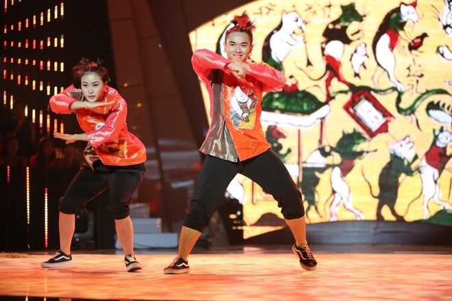 Giảm 28 kg, Thanh Huyền đăng quang Bước nhảy ngàn cân - Ảnh 12.