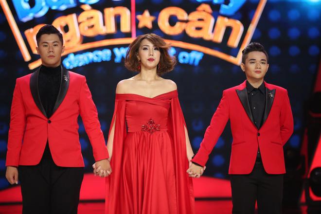 Giảm 28 kg, Thanh Huyền đăng quang Bước nhảy ngàn cân - Ảnh 2.