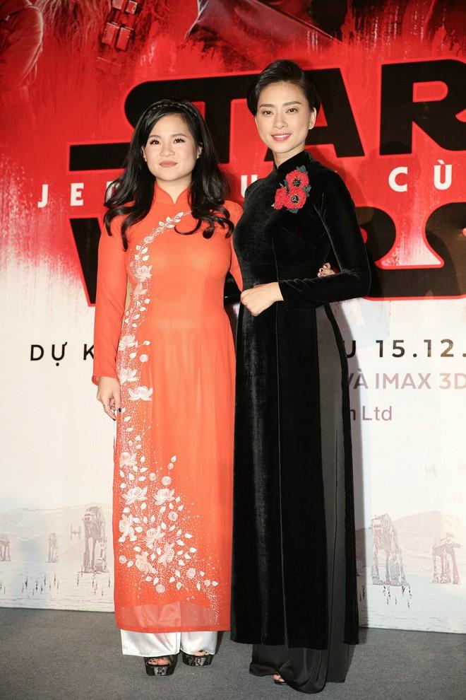 """Vai diễn của Ngô Thanh Vân trong Star Wars: Sự thật có hơn Lý Nhã Kỳ ở """"Shanghai""""? - Ảnh 4."""