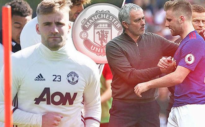 Luke Shaw tiết lộ sự quan tâm tỉ mỉ từ Jose Mourinho