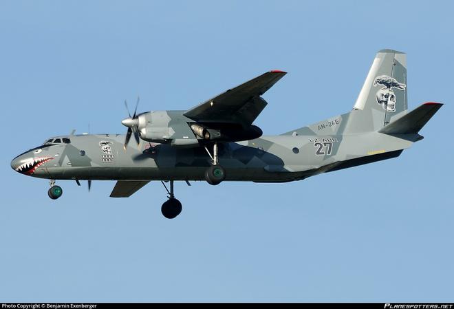 Việt Nam có nên sơn Hàm cá mập cho An-26 như chiếc máy bay này? - Ảnh 9.