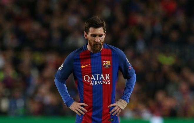 """""""Nỗi thống khổ"""" khó thấu của Messi tại Barcelona - Ảnh 1."""