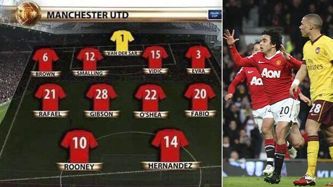 Trận chiến 7 hậu vệ độc nhất vô nhị của Sir Alex sẽ giúp Mourinho hạ gục Chelsea? - Ảnh 1.