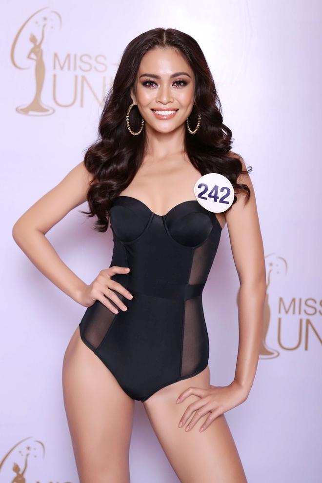 Ảnh bikini nóng bỏng của thí sinh Hoa hậu Hoàn vũ Việt Nam - Ảnh 4.