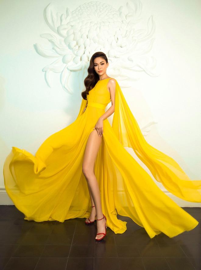 Mâu Thủy tung ảnh nóng trước khi thi Hoa hậu Hoàn vũ Việt Nam - Ảnh 12.