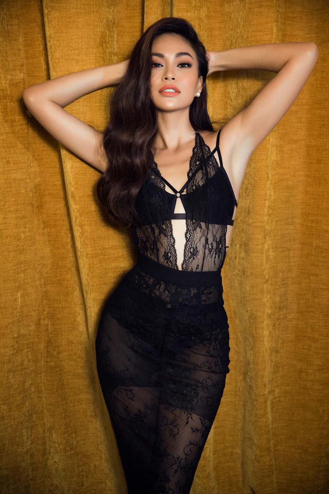 Mâu Thủy tung ảnh nóng trước khi thi Hoa hậu Hoàn vũ Việt Nam - Ảnh 10.