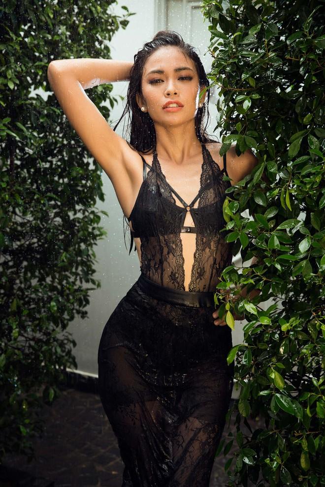 Mâu Thủy tung ảnh nóng trước khi thi Hoa hậu Hoàn vũ Việt Nam - Ảnh 7.