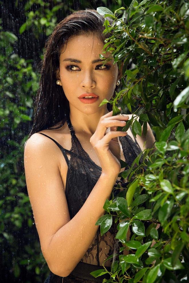 Mâu Thủy tung ảnh nóng trước khi thi Hoa hậu Hoàn vũ Việt Nam - Ảnh 6.