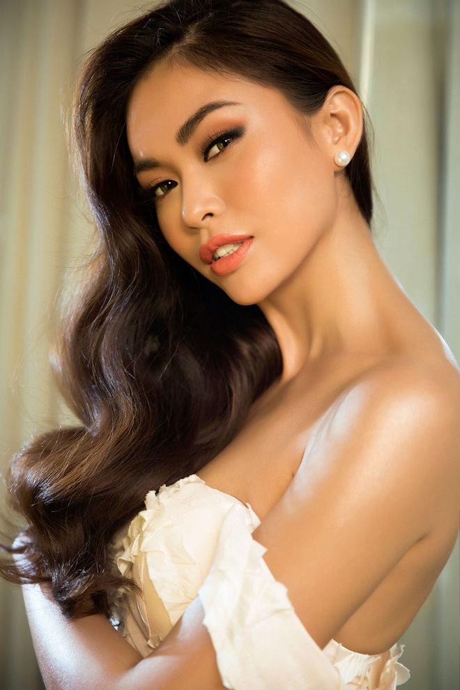 Mâu Thủy tung ảnh nóng trước khi thi Hoa hậu Hoàn vũ Việt Nam - Ảnh 14.