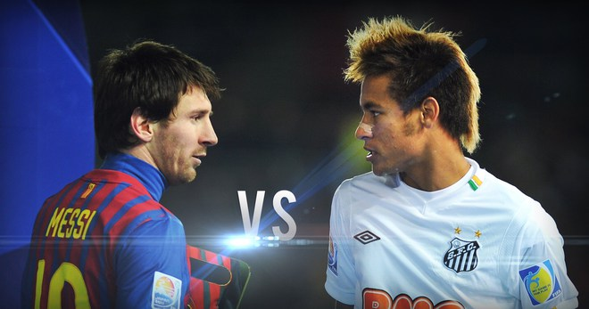 Neymar: 100 bàn thắng và hành trình trở thành người kế vị Messi tại Barcelona - Ảnh 1.