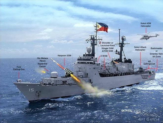 Tàu tuần tra Hamilton có thể nâng cấp thành khinh hạm với đầy đủ sức mạnh? - Ảnh 3.