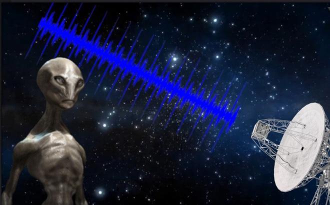 Chúng là tín hiệu của người ngoài hành tinh gửi đến Trái Đất? Ảnh: Astronomos