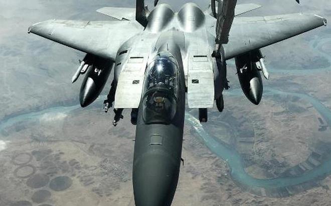 """Phi công Mỹ tiết lộ tình huống bị chiến đấu cơ Nga """"trêu ngươi"""" ở Syria"""