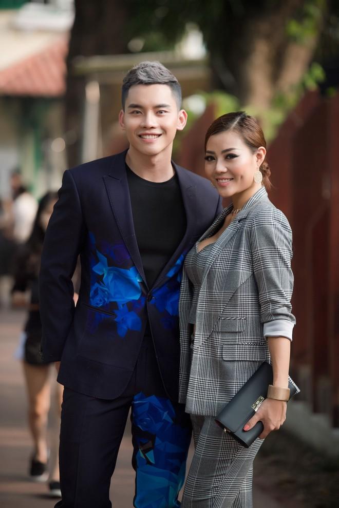 Á hậu Việt Nam xuất hiện trước công chúng sau thời gian dài ở ẩn và sinh con - Ảnh 9.