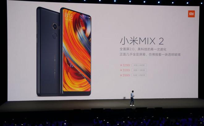 """Nhanh hơn đúng 1 ngày, Xiaomi của Trung Quốc tung ra """"sát thủ diệt iPhone 8"""""""