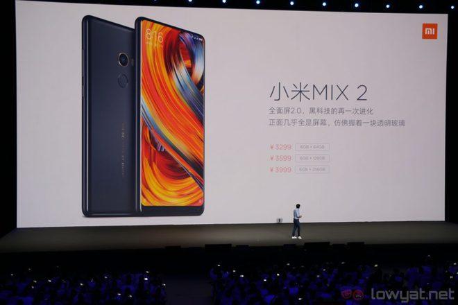 Nhanh hơn đúng 1 ngày, Xiaomi của Trung Quốc tung ra sát thủ diệt iPhone 8 - Ảnh 3.