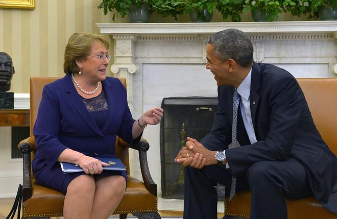Michelle Bachelet: Nữ tổng thống quyền lực duy nhất ở châu Mỹ - Ảnh 6.