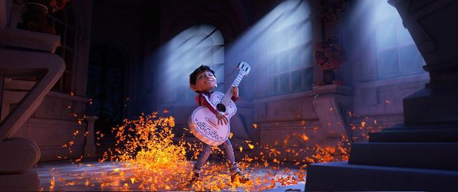 Phim hoạt hình Coco: Sắc màu kỳ diệu của xưởng phim Pixar lừng danh - Ảnh 3.