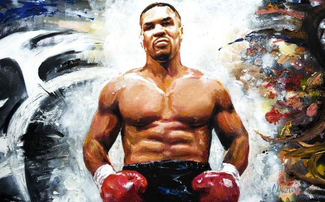 Mike Tyson: Người thép không bao giờ gục ngã