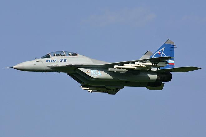 Quảng cáo quá lố của Nga khiến MiG-35 mãi chưa thoát khỏi cảnh ế ẩm - Ảnh 2.