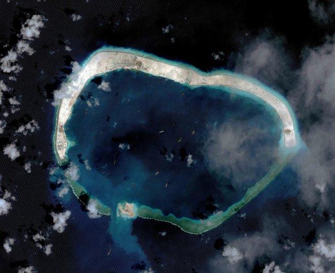 Chính quyền Trump lần đầu tuần tra biển Đông: Thời điểm hoàn hảo, 1 mũi tên trúng 2 đích 1