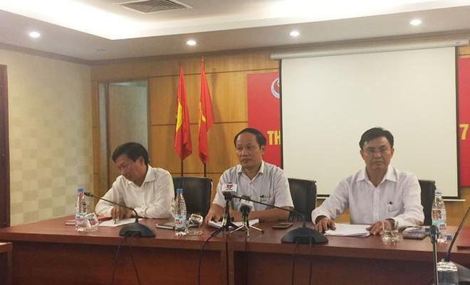 Cục phó Nguyễn Xuân Quang cảm thấy buồn phiền sau sự cố mất trộm gần 400 triệu - Ảnh 1.