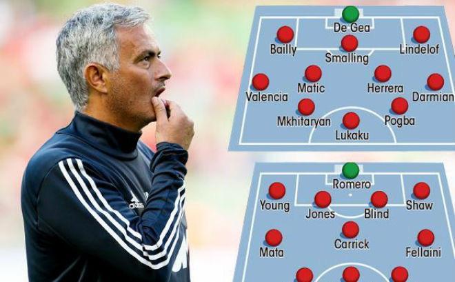 MU – Mourinho thiếu số 7 & số 10: 150 triệu bảng chưa đủ vô địch