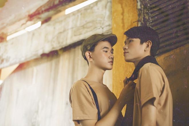 Bộ ảnh đồng tính khiến người xem thổn thức vì quá đẹp - Ảnh 6.