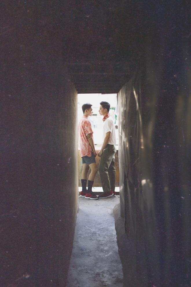 Bộ ảnh đồng tính khiến người xem thổn thức vì quá đẹp - Ảnh 18.